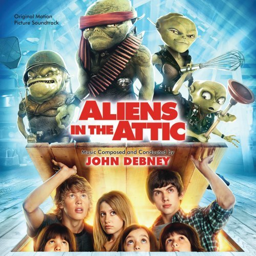 Movies Like Aliens In The Attic