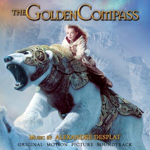 THE GOLDEN COMPASS – Alexandre Desplat   MOVIE MUSIC UK