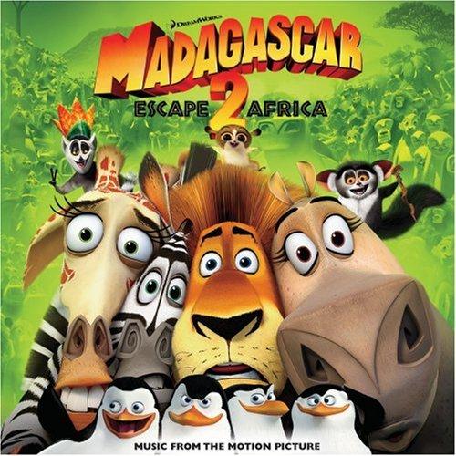 Madagascar movie move it