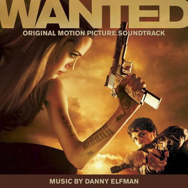 wanted � danny elfman movie music uk