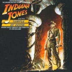INDIANA JONES AND THE TEMPLE OF DOOM – John Williams   MOVIE