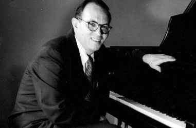 Composer Jerome Moross