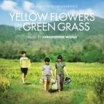 yellowflowersonthegreengrass