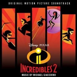 The Incredibles 2 Michael Giacchino Movie Music Uk