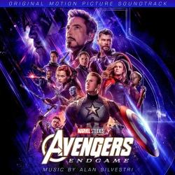 AVENGERS: ENDGAME – Alan Silvestri | MOVIE MUSIC UK