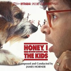 HONEY, I SHRUNK THE KIDS – James Horner | MOVIE MUSIC UK